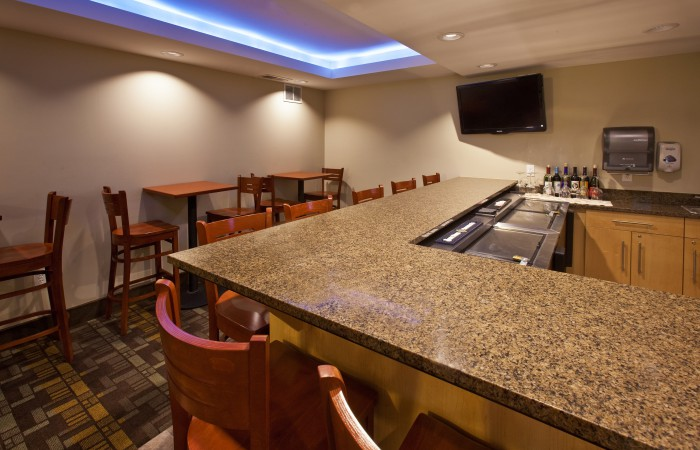 Fairfield - AmericInn Bar - truman howell