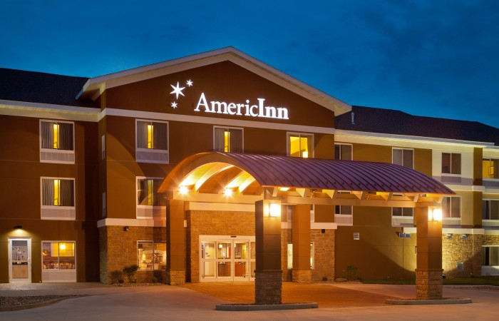 Fairfield - AmericInn - ExteriorDusk - truman howell