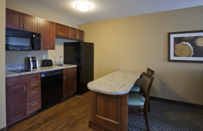grand stay Morris - Kitchenette - truman howell