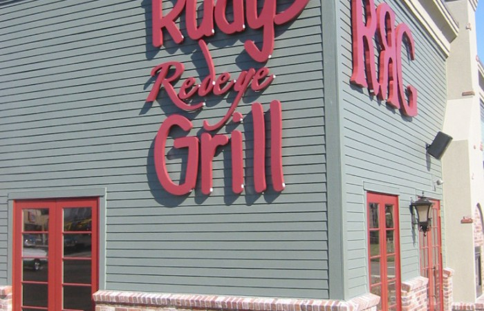 Rudys Redeye Grill - truman howell